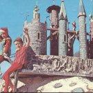 Elves and Castle Santa' Land- Cherokee, N.C.   Postcard  (# 300)