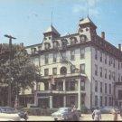 The Crossmon Hotel  from the main street of Alexandria Bay N.Y   Postcard (#312)