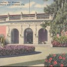 Ringling Art Museum between Bradenton and Sarasota, Fla.  Postcard  (#324)