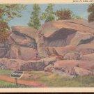 Devil's Den, Gettysburg, Pa.   Postcard  (#333)