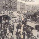 Wentworth Street, Petticoat Lane  . Postcard (#351)