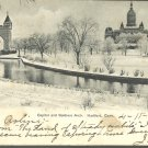Capitol and Soldiers Arch. Hartford, Conn. .  Postcard (# 207)