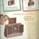 July 1948 Zenith Radio     ad  (#1236)