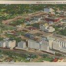 Milling and Industrial District,  Salina, Kansas    Postcard ( # 367)