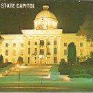 Alabama State Capitol- Montgomery, Alabama     Postcard ( # 369)