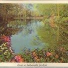 Scene in Bellingrath Gardens Mobile, Alabama     Postcard ( # 370)