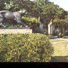 Brookgreen Gardens Murrells Inlet, South Carolina- Panther      Postcard  (# 392)