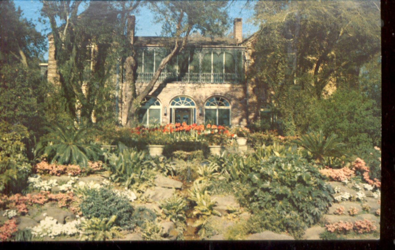Bellingrath Gardens Mobile Alabama Postcard 457