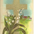Easter Greeting      Postcard  (#206)