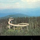 Clingmans Dome Tower Great Smoky Moutnain National Park      Postcard (#467)