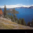 Crater Lake National Park      Postcard (#490)