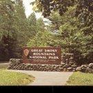 Great Smoky Mountains National Park.- Tenn. N.C.       Postcard (# 522)
