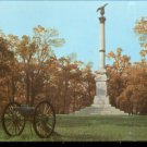 Iowa State Monument Shiloh National Military Park- Tenn.    Postcard ( # 526)