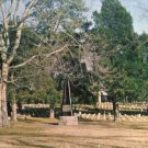 Shiloh National Cemetery- Shiloh, Tennessee     Postcard (#528)