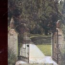 Brookgreen Gardens Garden Museum of American Sculpture S.C.     Postcard (#568)