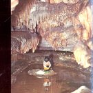 Miirror Lake at Ruby Falls, Chattanooga, Tennessee    Postcard  (# 570)