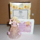 Precious Moments- Four Seasons Belles- Winter Belle  -NIB