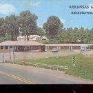 Arkansas Motel Arkadelphia, Arkansas    Postcard- (# 607)