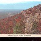 Mount Magazine, Highest in Arkansas     Postcard- (# 608)
