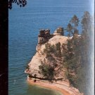 Miners Castle Pictured Rocks National Park- Michigan    Postcard-#2 (# 632)
