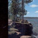 Lake Superior Shore    Postcard - (# 676)