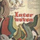 July 1948    InterWoven Socks      ad  (# 3825)