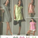 Simplicity Pattern 2934 Misses Mini-dress or tunic & top  sizes R5-14-22- uncut