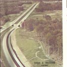 1972-73 Indiana Official Highway Map