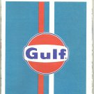 1974 Central and Western United States Gulf Map