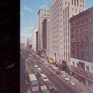Superior Street- Downtown Duluth, Minnesota      Postcard     (# 705)