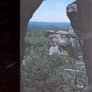 Camel Rock southeast of Harrisburg, Illinois     Postcard     (# 706)