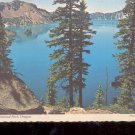 Crater Lake National Park, Oregon - The Phantom Ship    Postcard     (# 721)
