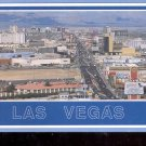Aerial view of Las Vegas      Postcard   (# 746)