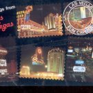 Greetings from Las Vegas      Postcard   (# 747)
