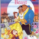 Disney's Beauty and the Beast- Grolier Book club edition- hb
