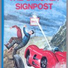 The Sinister Signpost by Franklin W. Dixon-  The Hardy Boys # 15-  HB