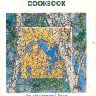 Colorado Cache Cookbook- Softcover