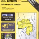 Monroe , Mississippi -Lamar, Alabama Yellow Book 2000-2001 Telephone directory