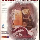 Golden Triangle, MS - August 1996-97  Telephone directory