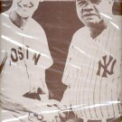 "Two ball players shaking hands print (#2) 11""x14"""