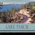 Lake Tahoe & HIghway 28     Postcard   (# 761)