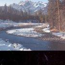 Castle Crags, California        Postcard   (# 765)
