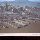 Aerial View of San Francisco    Postcard  (# 778)