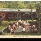 Natural Bridge Gift Shop - Alabama      Postcard  (# 782)