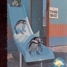 Penguins Slide Home- Galveston, Texas     Postcard  (# 783)