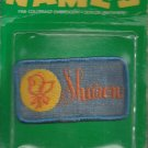 Name embroidery sew on patch- SHARON -  vintage 1973 (#22)
