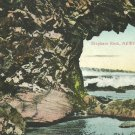 Elephant Rock- Newport , Ore.     Postcard  (#  366)