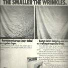 Oct. 16, 1970  General Electric Dryer         ad (# 3440)