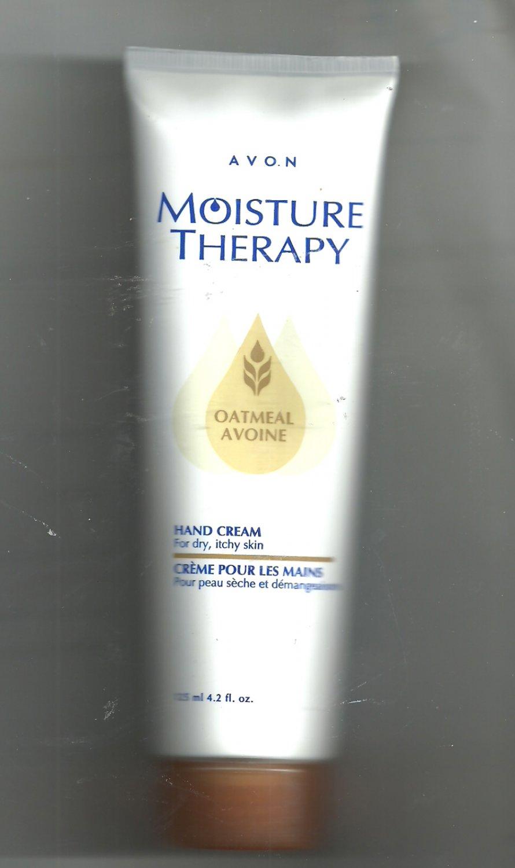 Moisture therapy hand cream