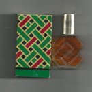 Avon Wild Country Musk Holiday MIni Cologne Spalsh 0.5 fl. oz.  NOS
